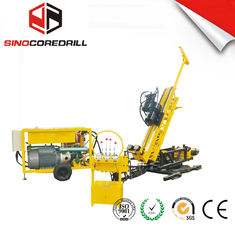 75kw Motor Power Hydraulic Underground Core Drilling Rig With NQ 500m